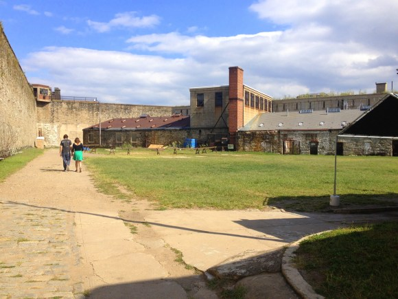 Inside the Eastern State Penitentiary // Her Philly