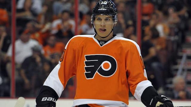 Brayden Schenn Philadelphia Flyers