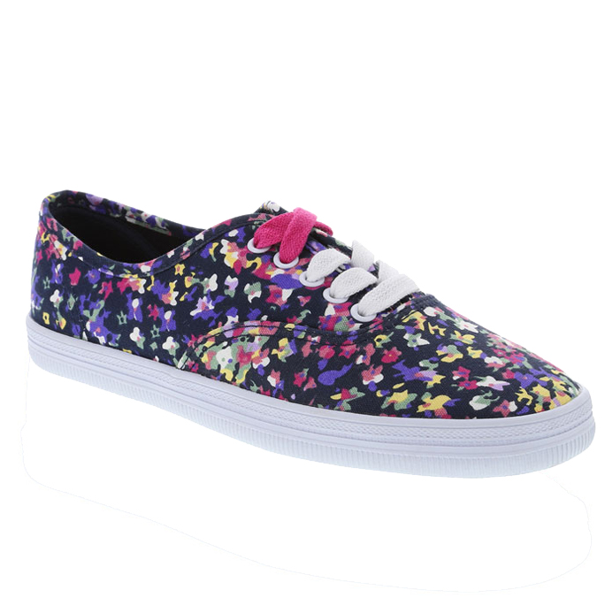 Floral Payless Sneakers