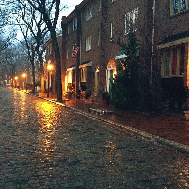 Philadelphia' Society Hill // Her Philly