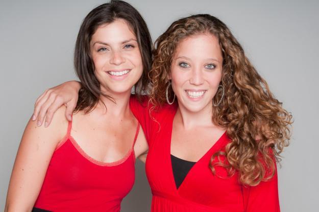 Jen Jamula + Allison Goldberg