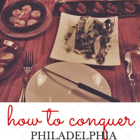 How To Conquer Philadelphia Restaurant Week