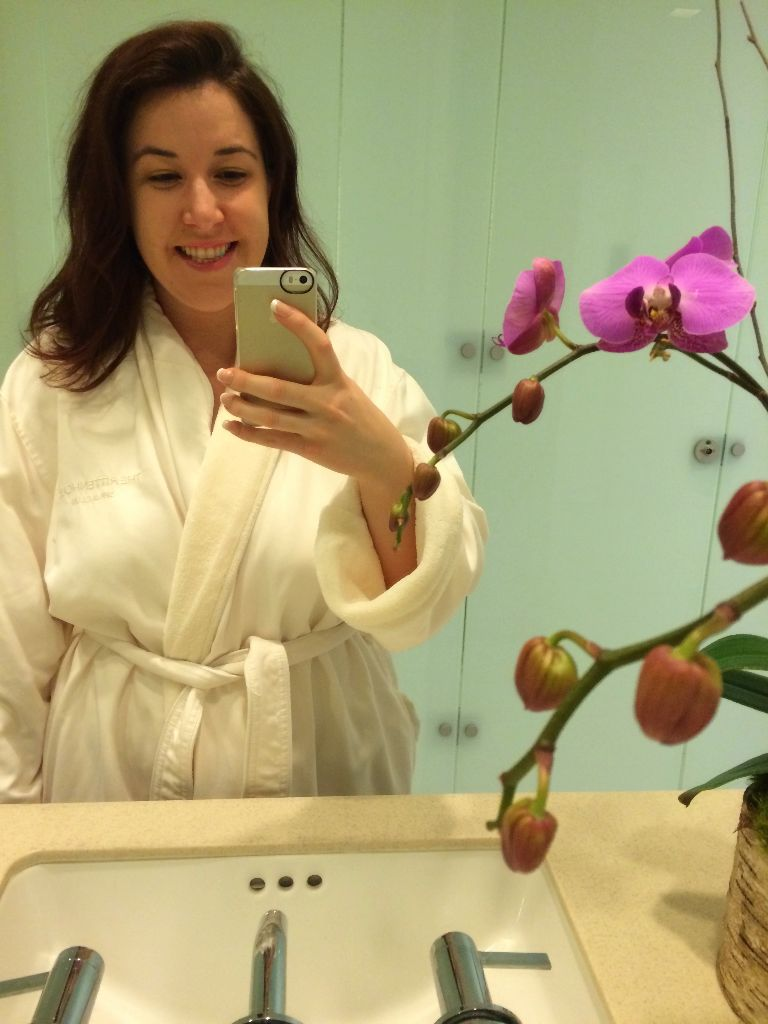 The Rittenhouse Hotel Spa Review // Her Philly