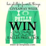 Win a Philly Phaithful & Broad Street Broad Eagles Prize Pack from Her Philly
