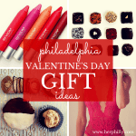 Philadelphia Valentine's Day Gift Ideas