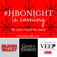 #HBONight is Coming . . .