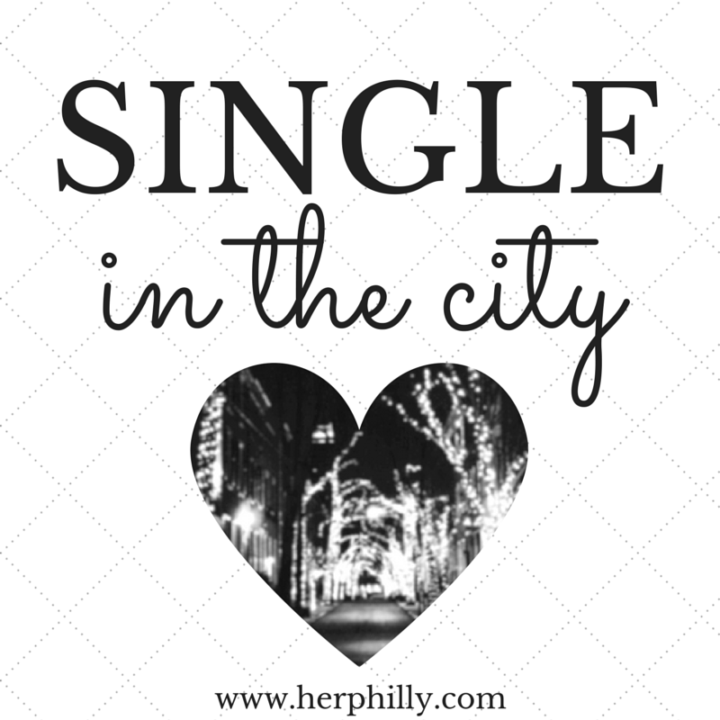 how to be single in a big city