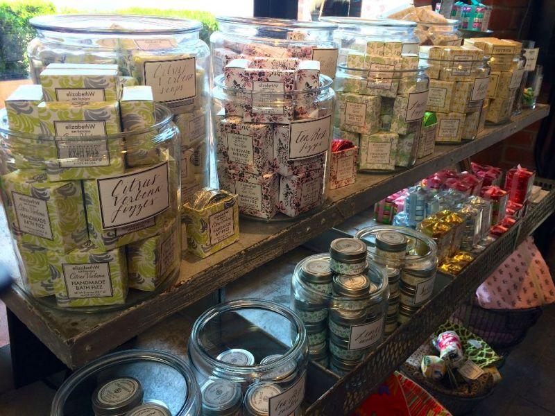 ElizabethW ghirardelli square shop