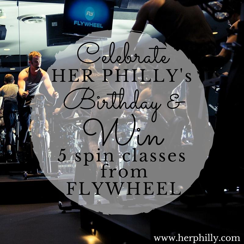 Win 5 Flywheel Philly Classes