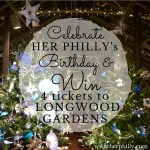 Win Tickets to Longwood Gardens {HPTurns3}