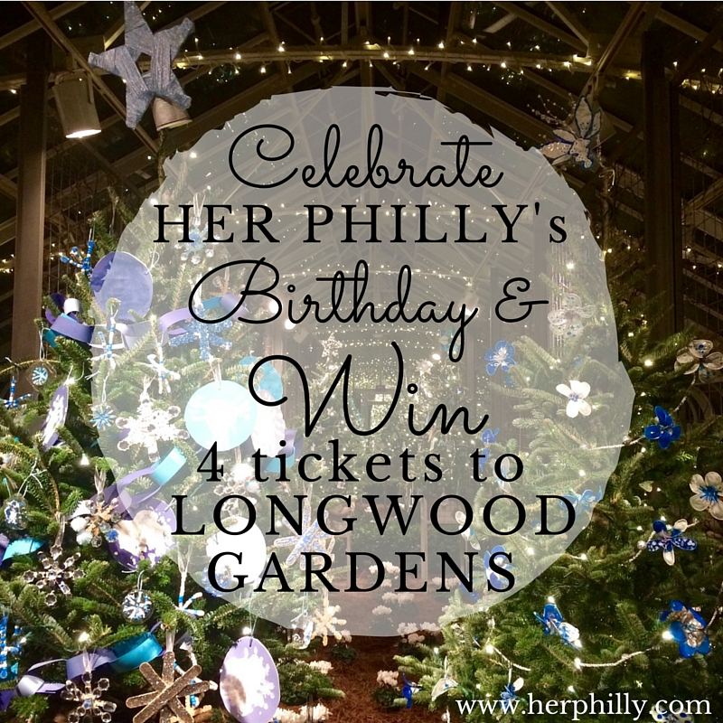 Win tickets to Longwood Gardens