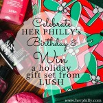 Win A Lush Holiday Gift Set {HPTurns3}