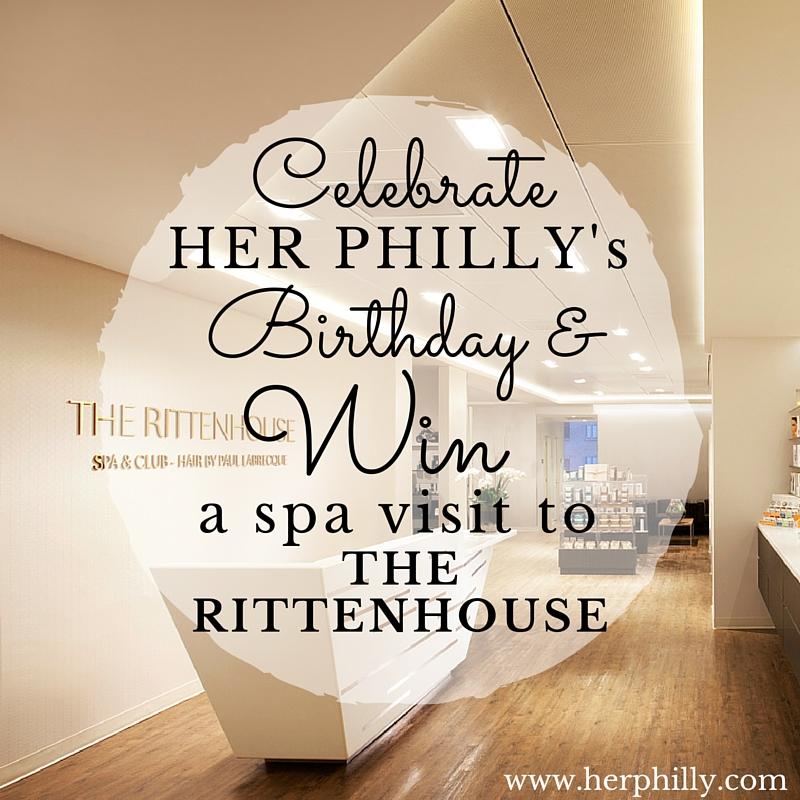 Win a spa trip to The Rittenhouse