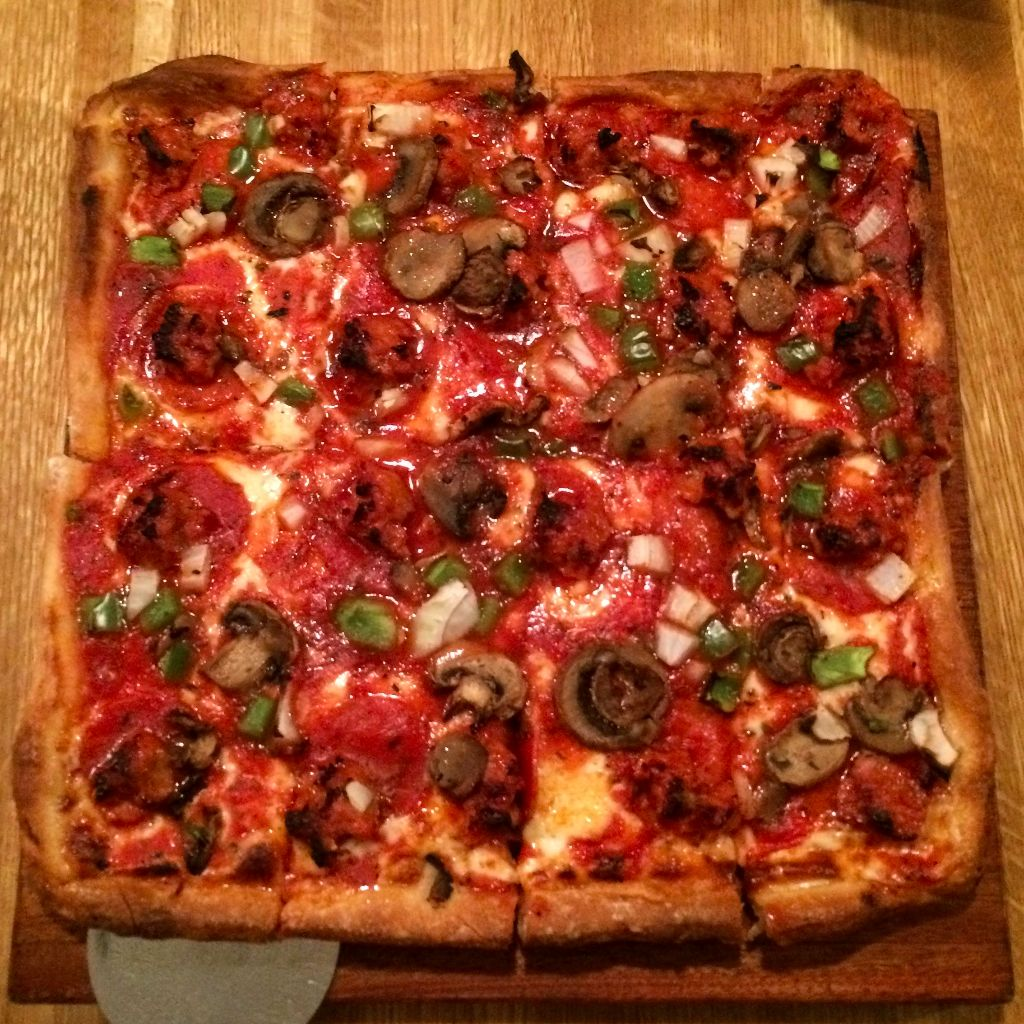 Santucci's The Works Pizza