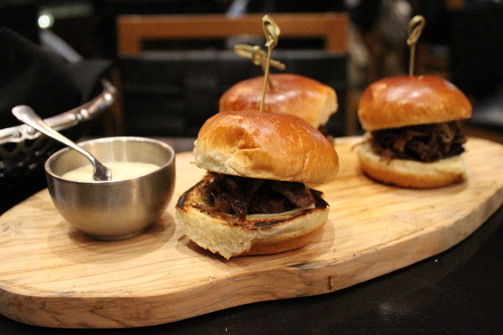 Beef Sliders at Fogo de Chao