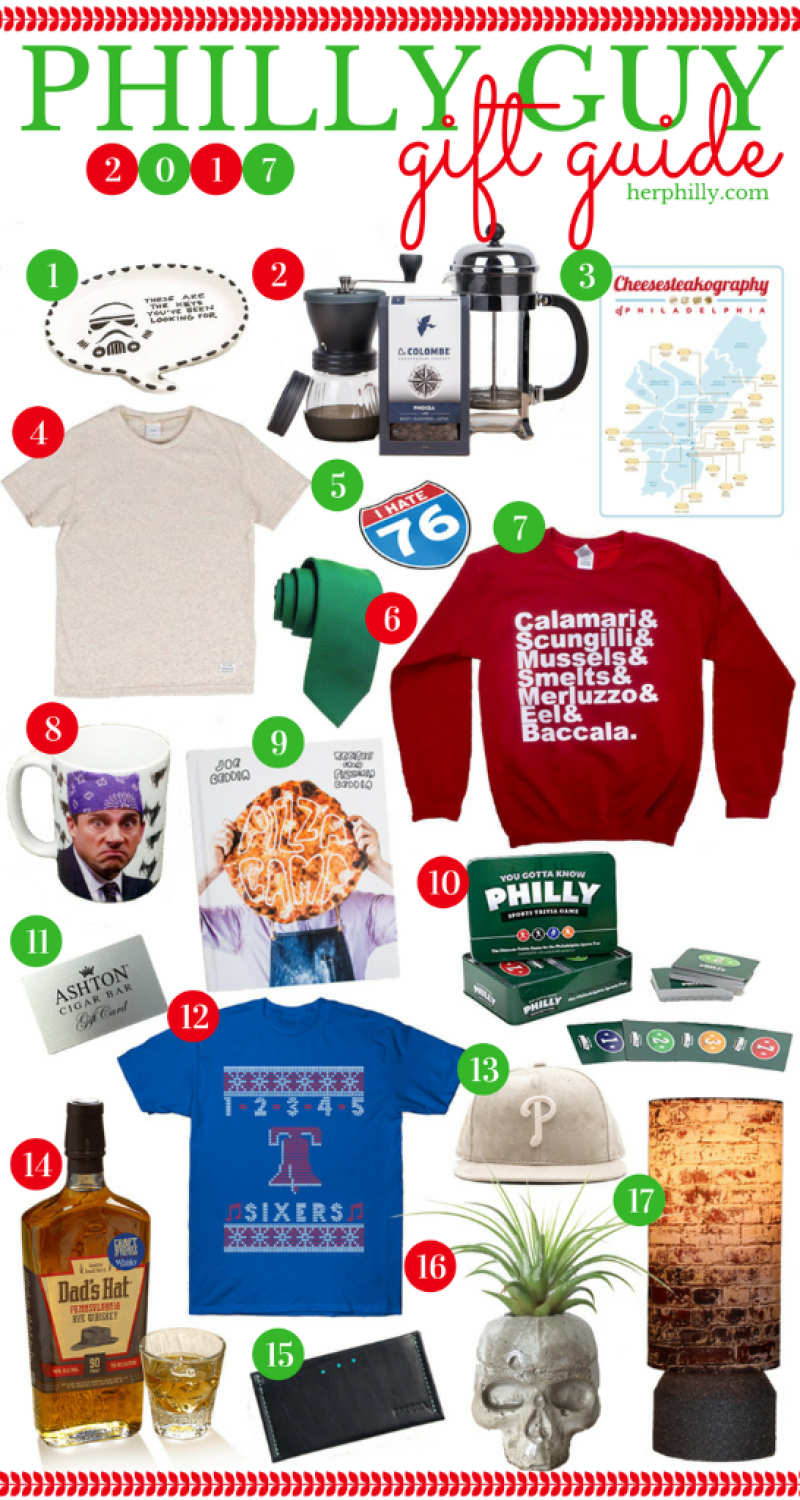 What to get your Philly guy this Christmas