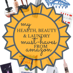 My 8 Favorite Health, Beauty, & Laundry Must-Haves from Amazon