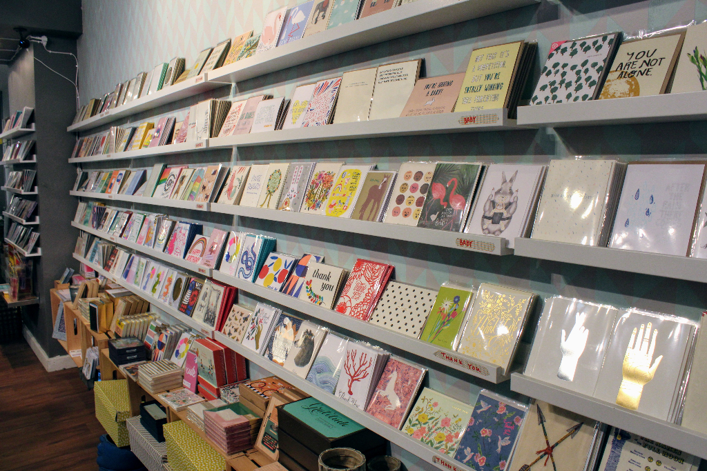 Where to buy cute cards in philly