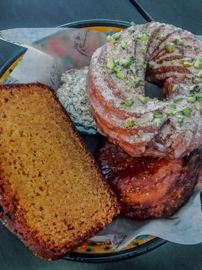 Suraya pastry basket