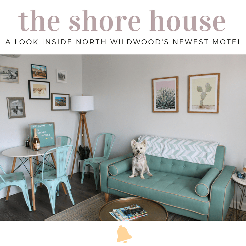 A review of North Wildwood's motel The Shore House