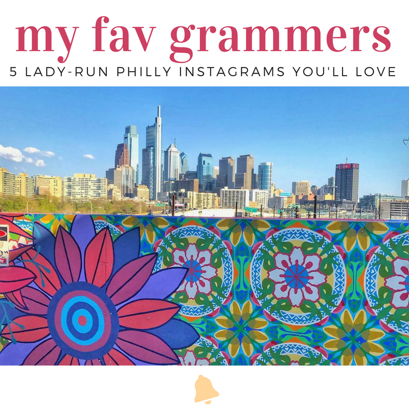 5 Favorite Philly Instagrammers