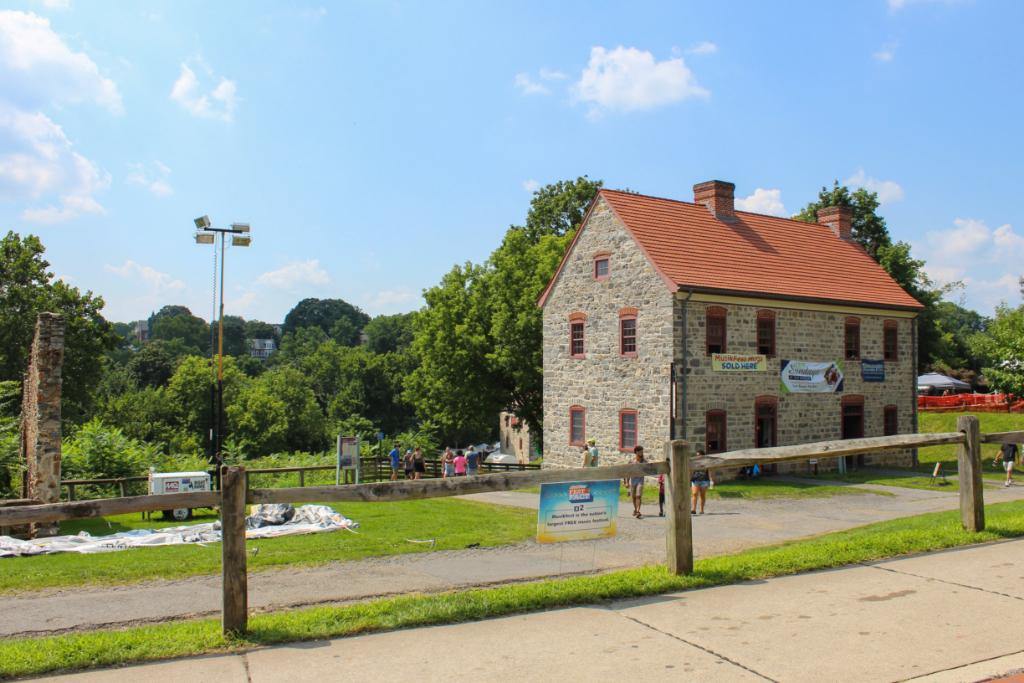 Moravian Blacksmith Shop