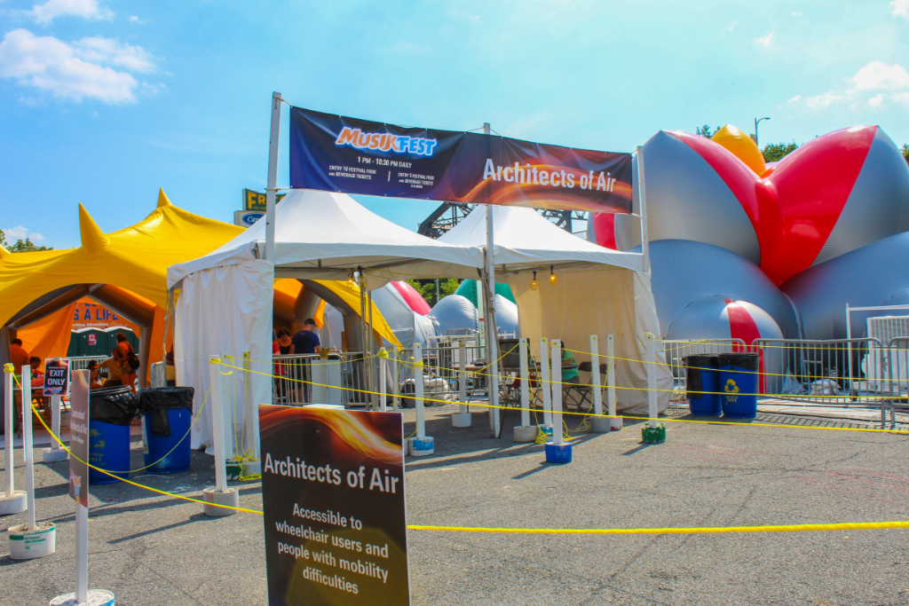 Architects Of Air at Musikfest