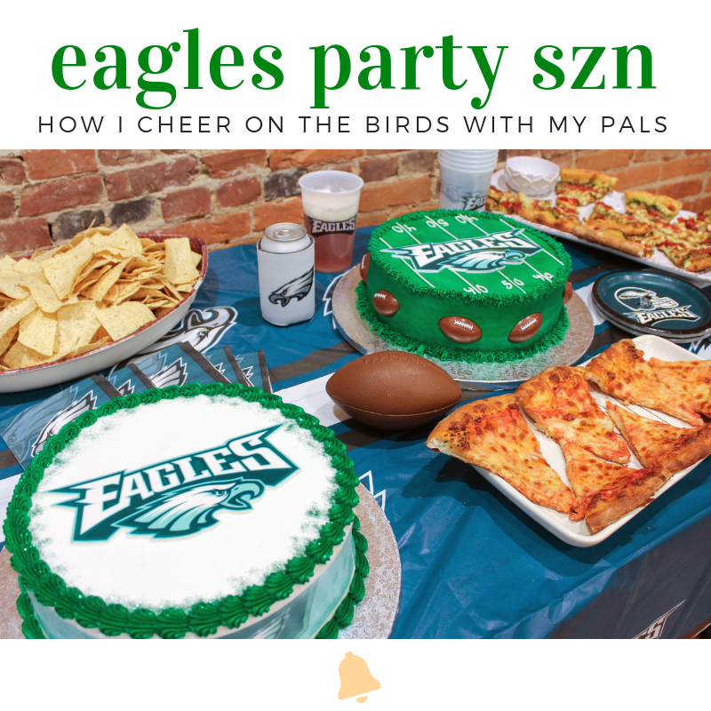 Philadelphia Eagles Party Essentials
