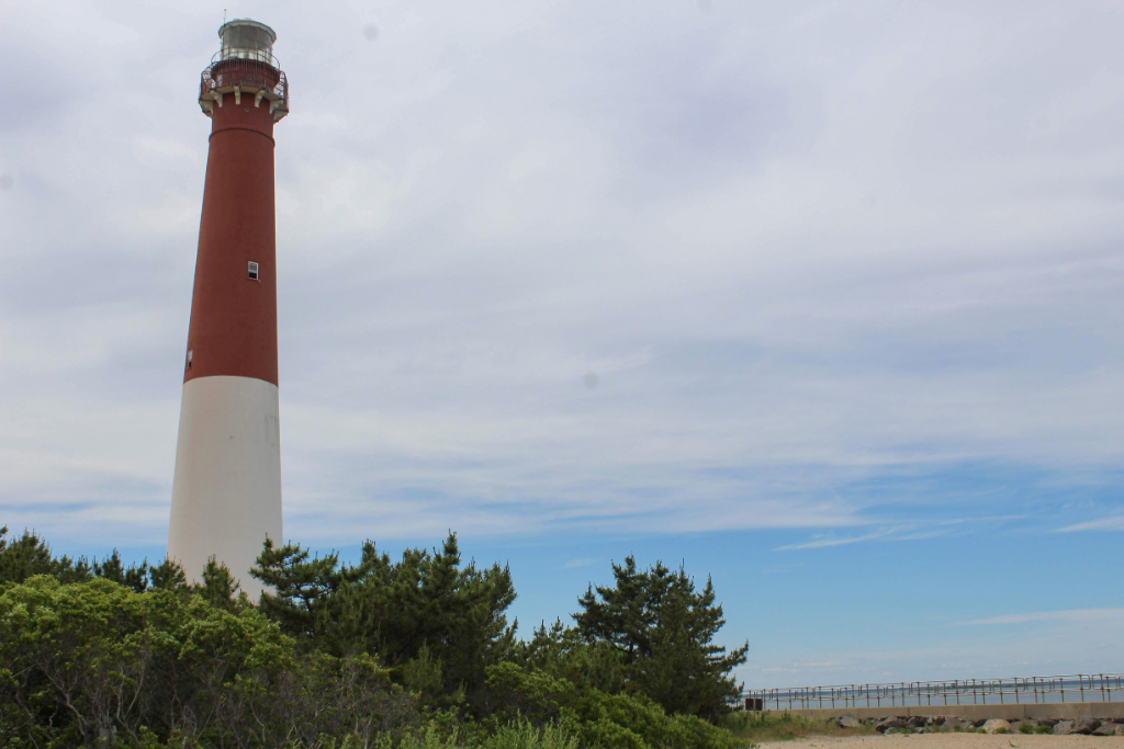 Barnegat Lighthouse background