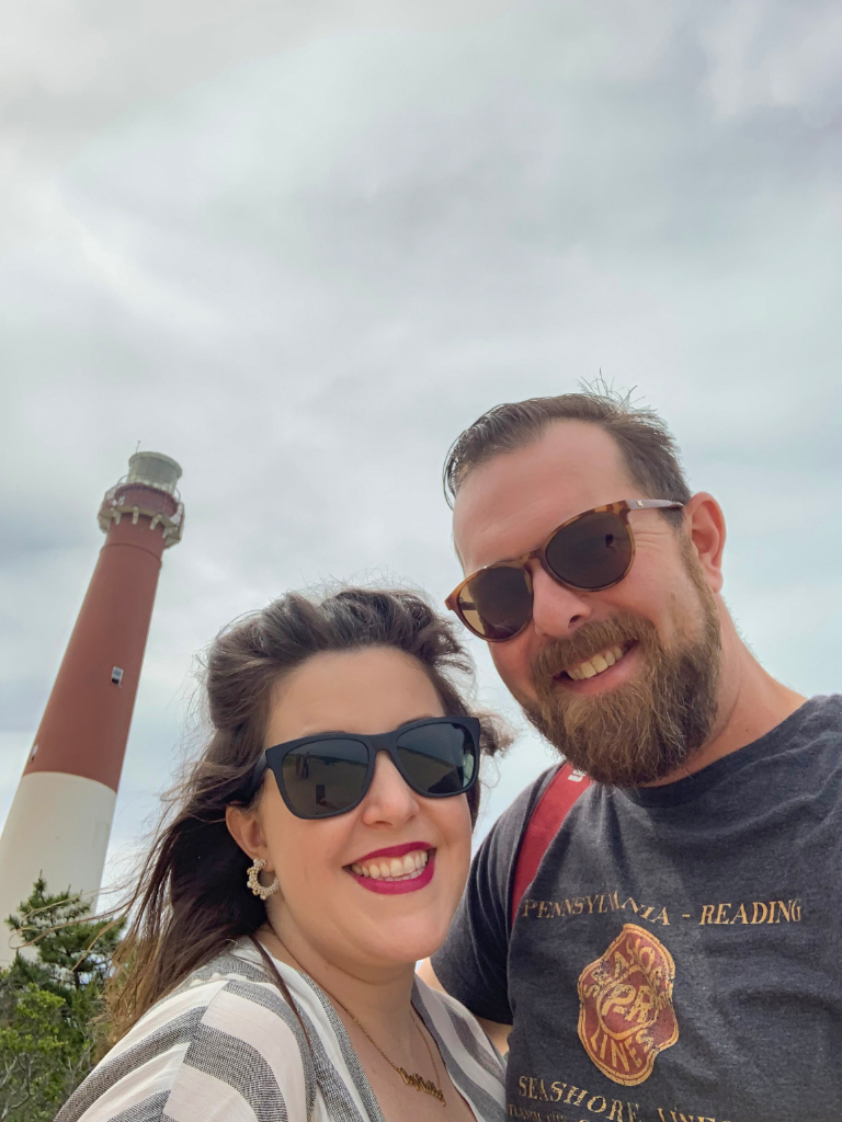 Barnegat Lighthouse visit