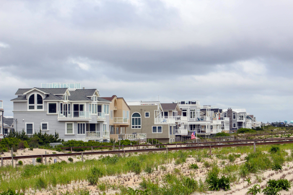 LBI Beach houses