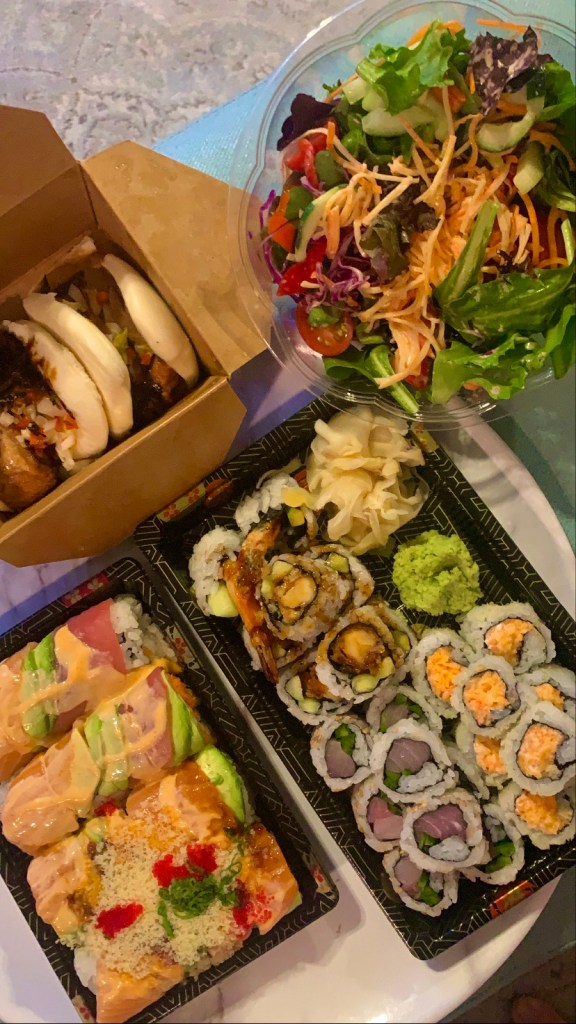 1225 RAW Sushi delivery