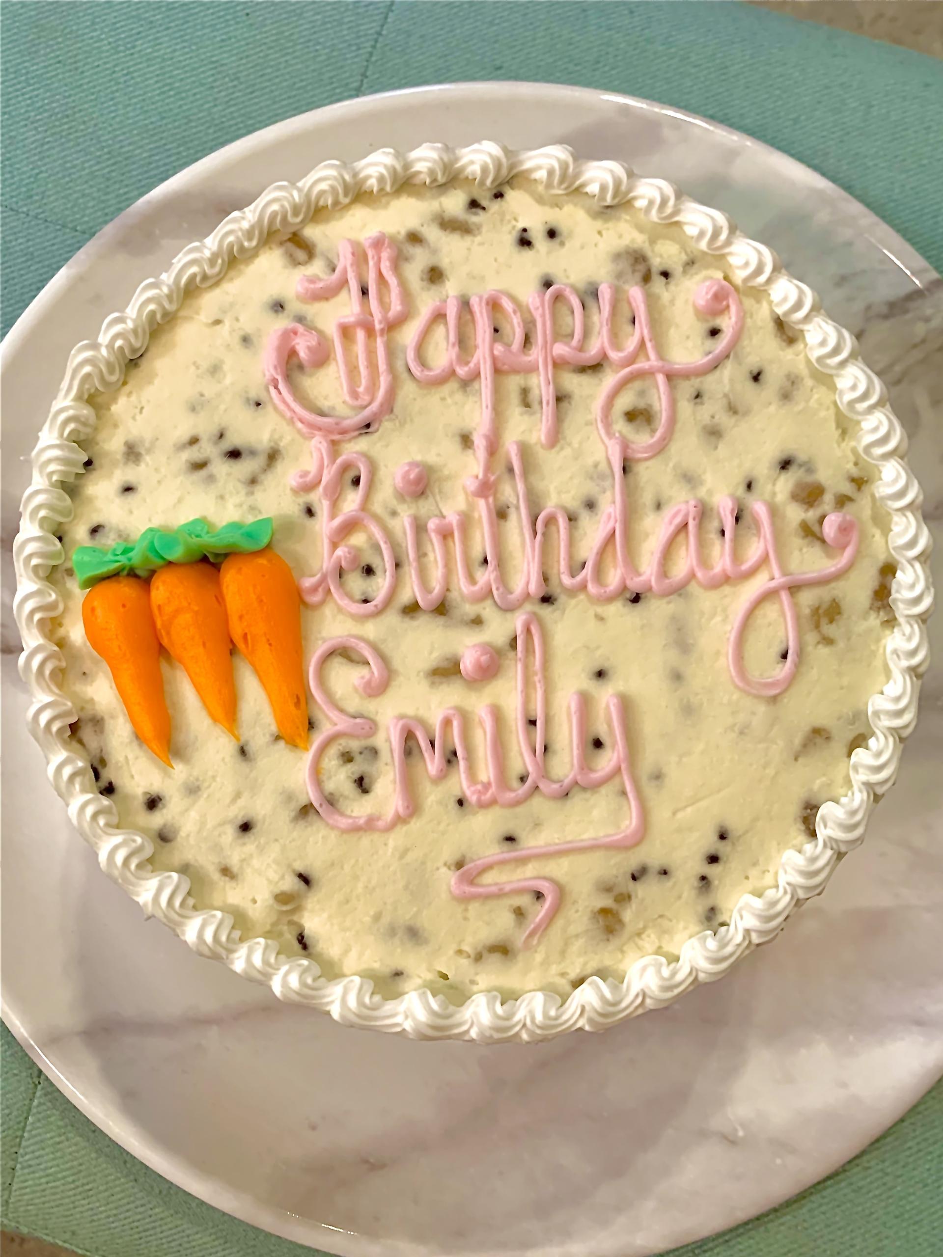 Birthday Cake Termini Bros