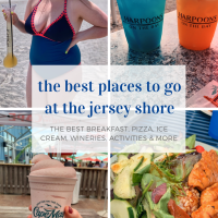 The Best Places to go Down the Jersey Shore
