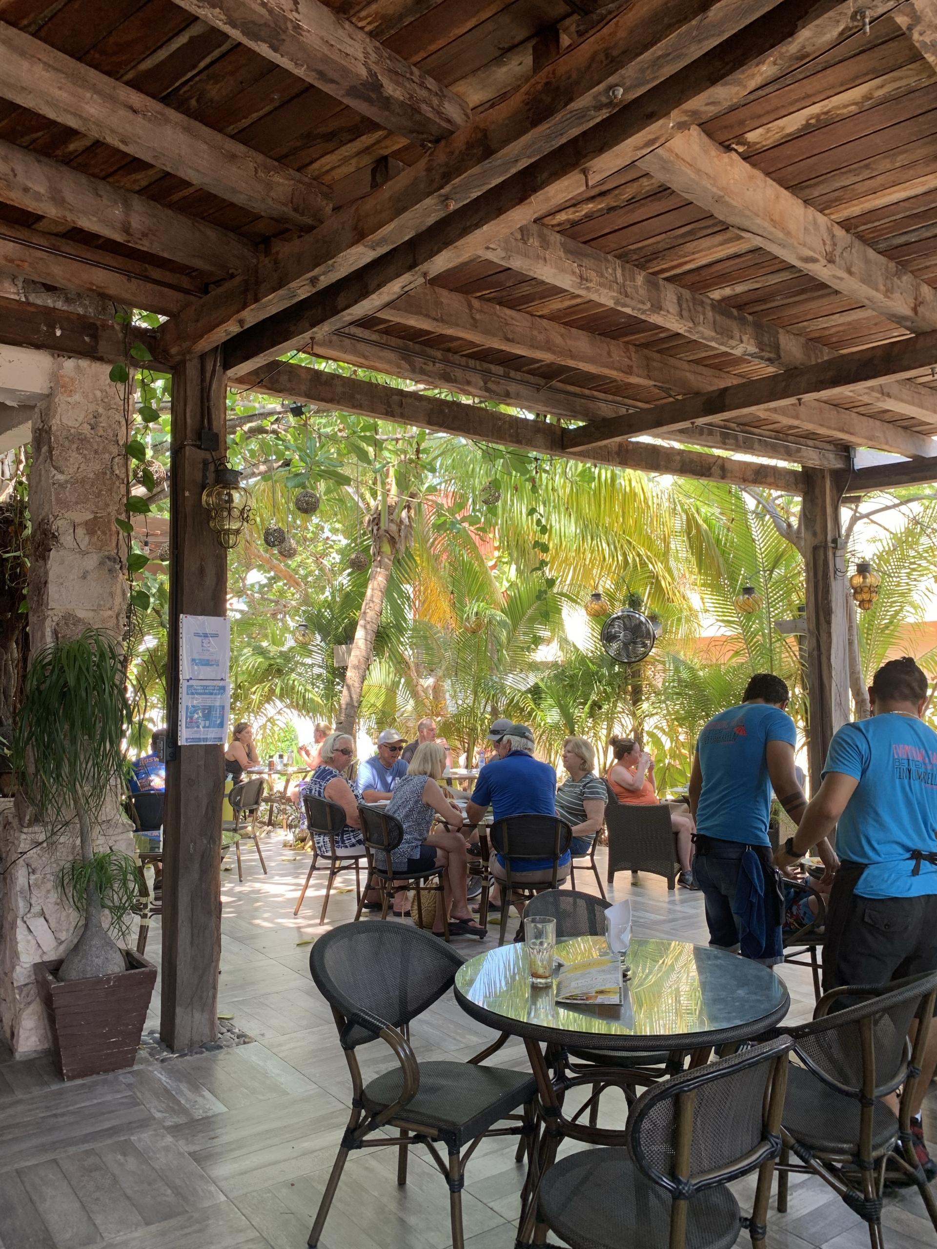 North Garden Isla Mujeres