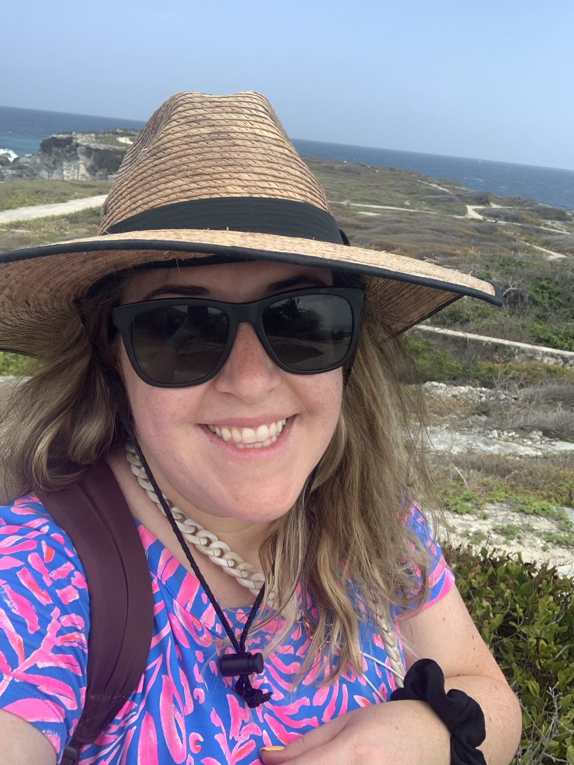 Visiting Punta Sur Isla Mujeres