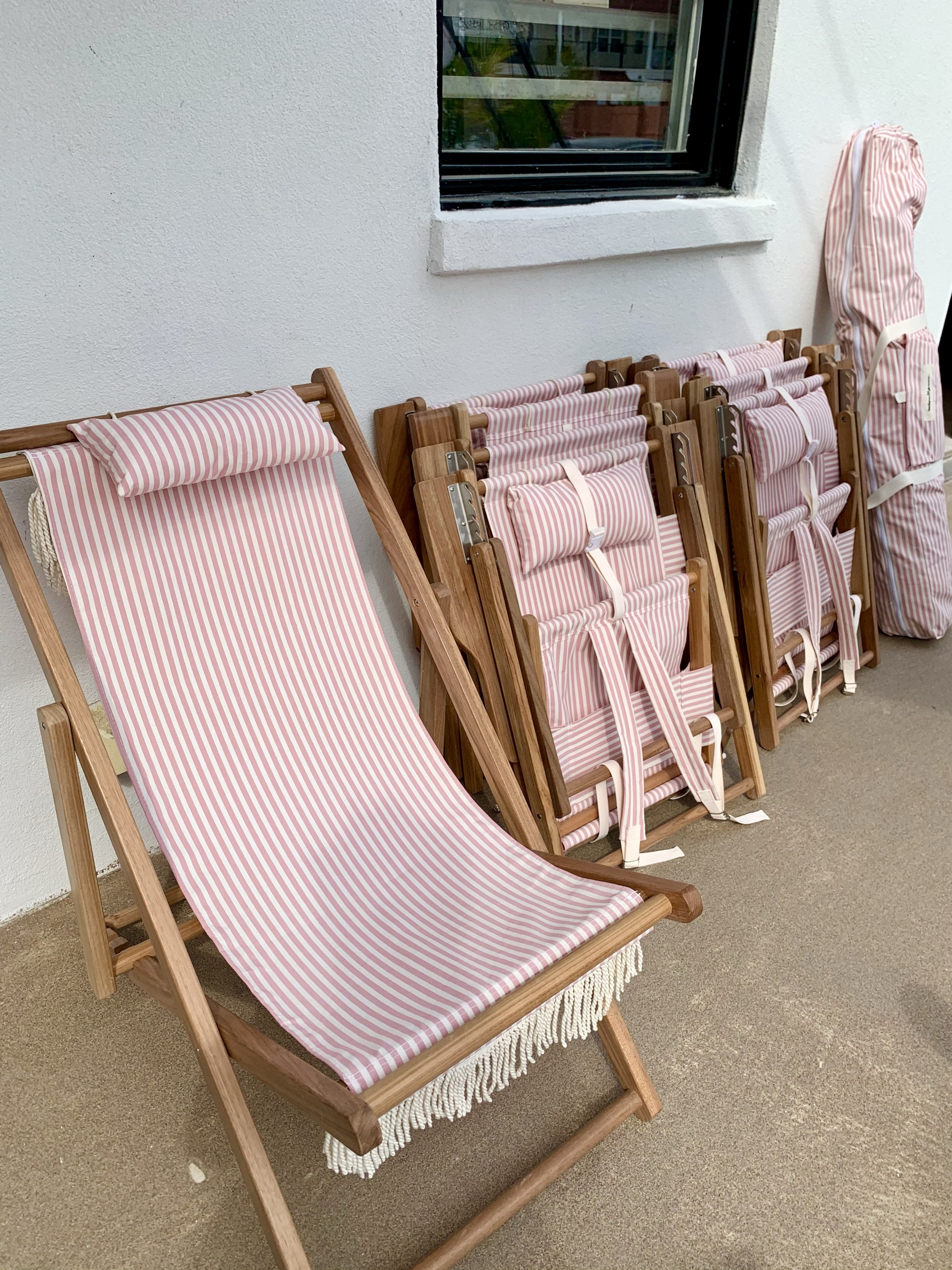 Complimentary Beach Chairs The Shore House