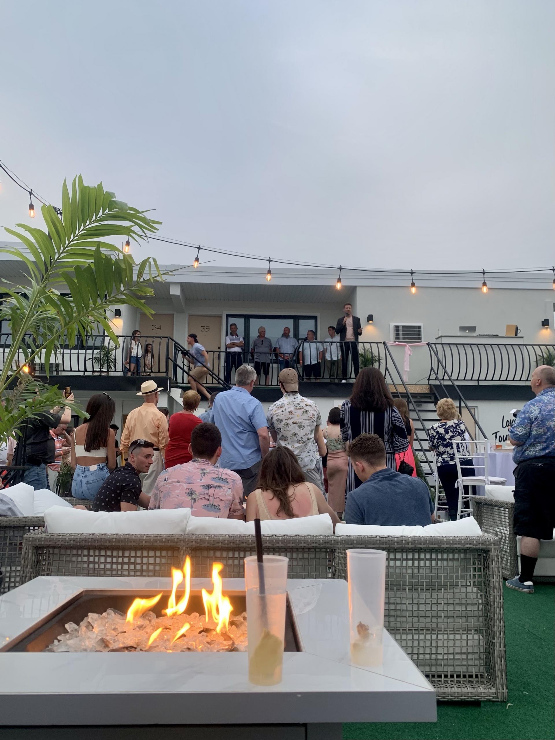 The Shore House Swim Club