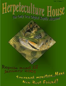 Herpetoculture House Vol. 1 Issue 3