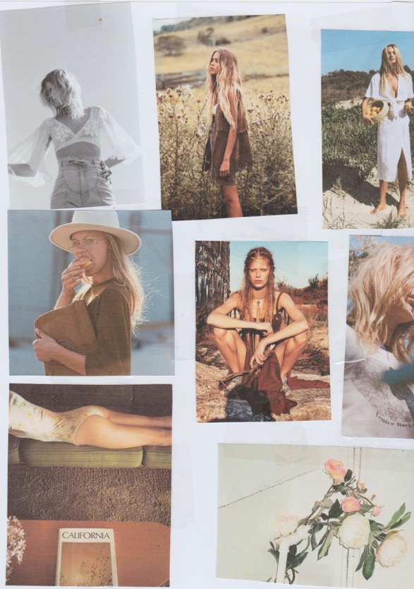 her pony collage 1