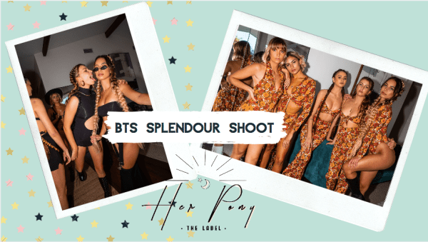 ♡ BTS SPLENDOUR SHOOT ♡