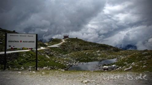 Willkommen in Südtirol.