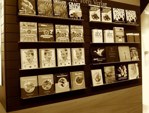 Buchmesse Frankfurt 2015 (1) | Erste Lese