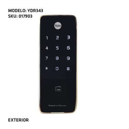 CERRADURA YDR343 EXTERIOR