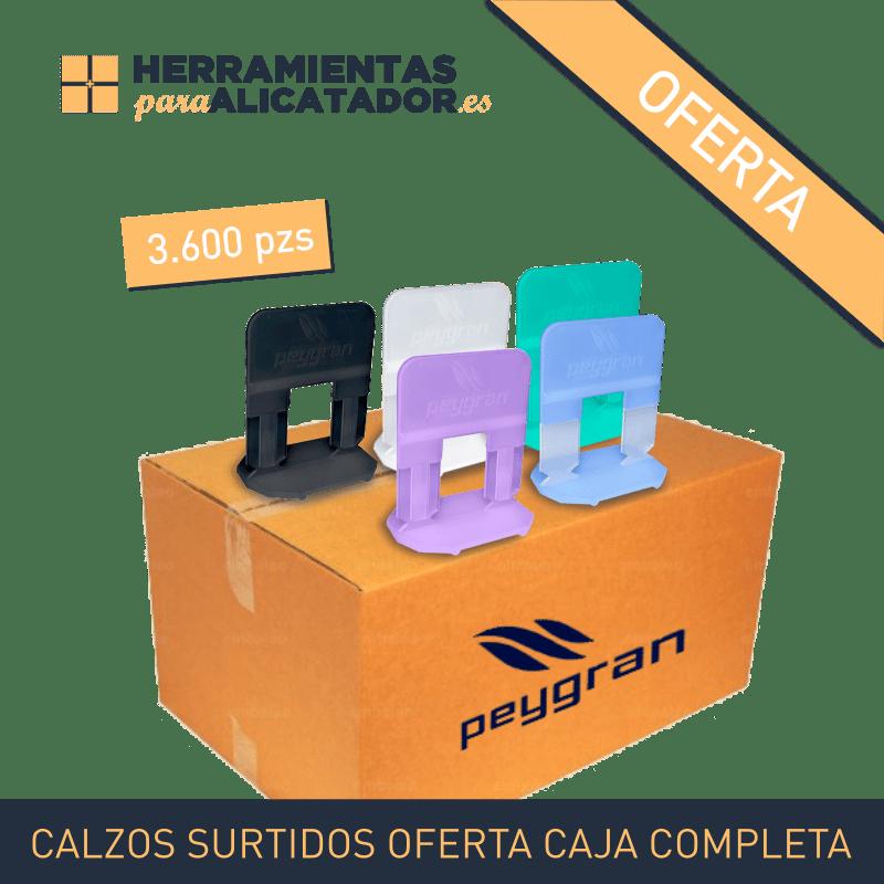 OFERTA Peygran caja completa