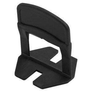calzo 2 mm negro dakota two level
