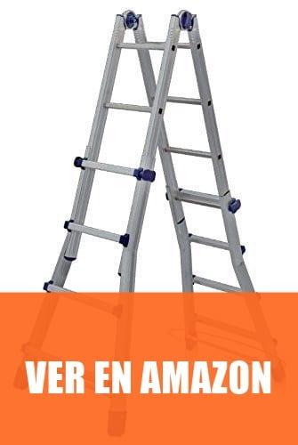 FACAL - Escalera telescópica Aluminio