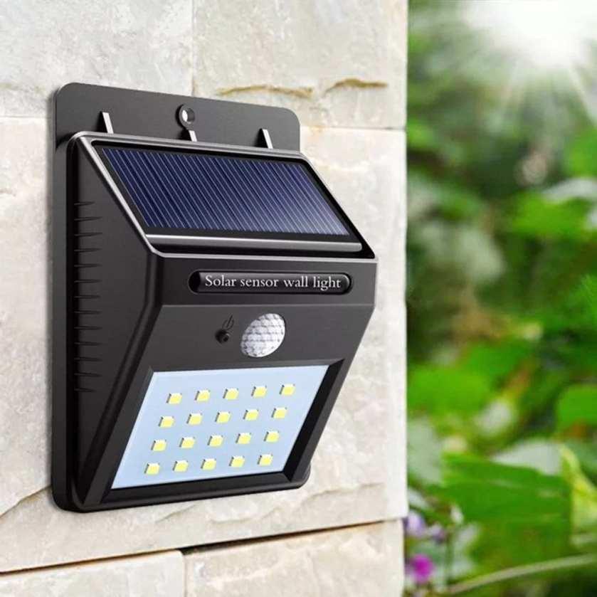 Las 20 Mejores Lámparas Solares Energía Solar