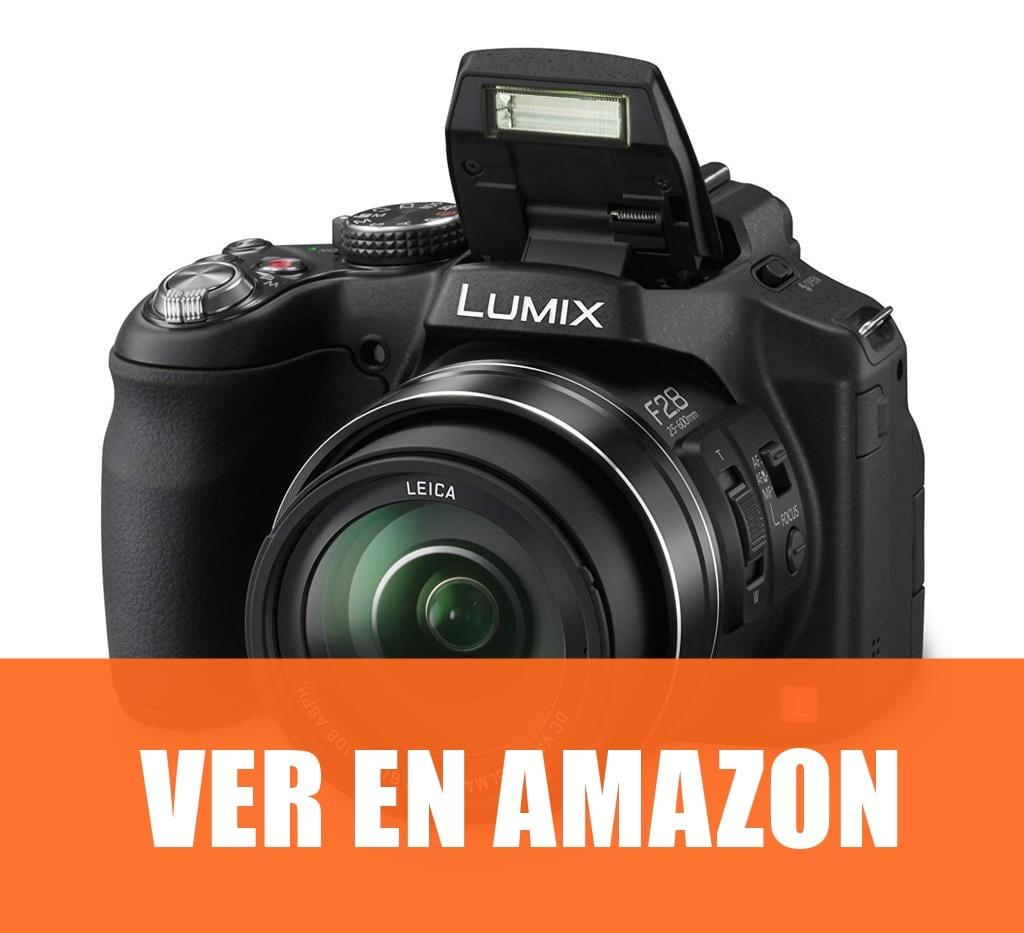 Panasonic Lumix DMC-FZ200EG9 - Cámara Compacta