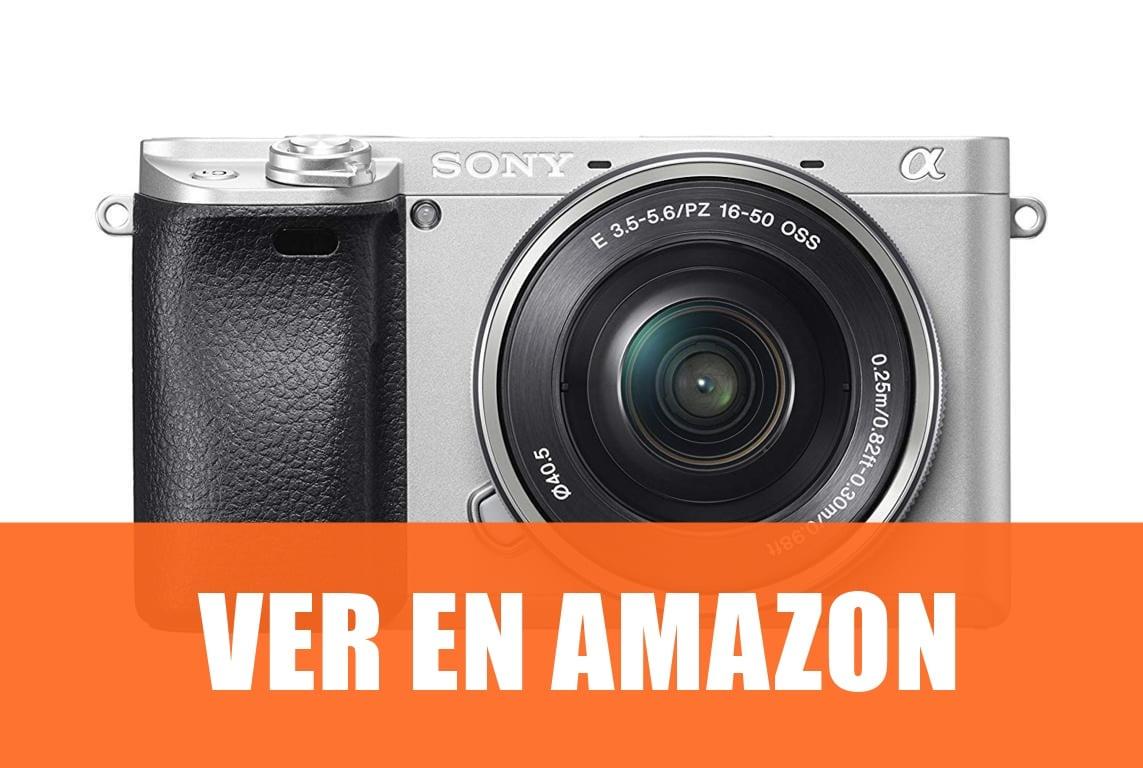 Sony Alpha A6300 - Cámara Compacta